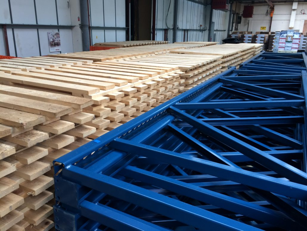 new pallet range launched mr pallet racking